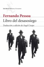 libro del desasosiego-fernando pessoa-9788432219412