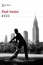 4 3 2 1 (versión española) (ebook)-paul auster-9788432233012