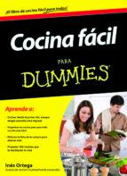 cocina facil para dummies-ines ortega klein-9788432920912