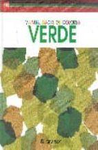 verde: manualidades de colores-9788434232112