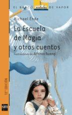 la escuela de magia y otros cuentos-michael ende-9788434895812
