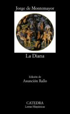 los siete libros de la diana nd/dsc jorge de montemayor 9788437609812