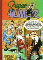super humor mortadelo nº 15: varias historietas-f. ibañez-9788440647412