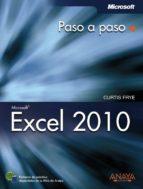excel 2010-curtis frye-9788441528512