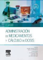 administracion de medicamentos y cálculo de dosis a. zabalegui 9788445822012