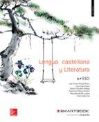 lengua castellana y literatura 2º eso incluye cuaderno ortografia y codigo smartbook (ed 2016)-9788448608712
