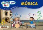 ralet, ralet p5. música. carpeta de l alumne-9788448929312