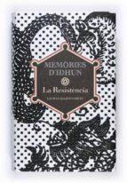 memories d idhun (la resistencia)-laura gallego garcia-9788466110112