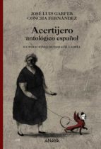 acertijero: antologico español jose luis garfer 9788466776912