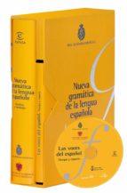 nueva gramatica de la lengua española: fonetica y fonologia (incl uye dvd) 9788467033212