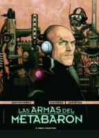 las armas del meta-baron-travis charest-9788467488012