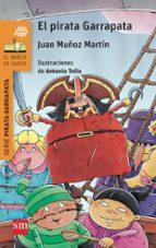 el pirata garrapata-juan muñoz martin-9788467577112