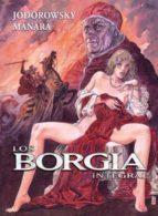 los borgia (2ª ed.) alejandro jodorowsky 9788467908312