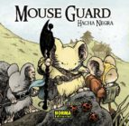 mouse guard 3: hacha negra david petersen 9788467914412