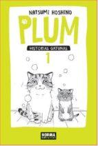 plum: historias gatunas 01 natsumi hoshino 9788467918212