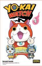 yo kai watch 04 noriyuki konishi 9788467924312