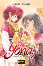 yona, princesa del amanecer 10 mizuho kusanagi 9788467931112