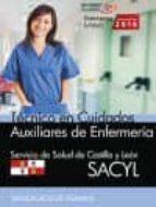 AUXILIAR DE ENFERMERÍA (SACYL) SIMULACROS DE EXAMEN