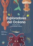 exploradores del oceano (vvkids)-sabrina weiss-9788468258812