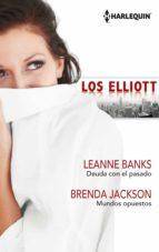 deuda con el pasado - mundos opuestos (ebook)-leanne banks-brenda jackson-9788468763712
