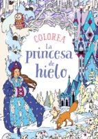 Colorea la princesa de hielo Libros de texto descargables gratis
