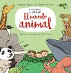 el mundo animal (curiosidades en verso)-sagrario pinto-mª isabel fuentes-9788469833612