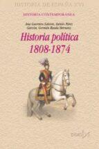 historia politica 1808 1874 german rueda hernanz 9788470903212
