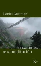 los caminos de la meditacion daniel goleman 9788472451612