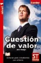 cuestion de valor (nivel 1)-ayllon lander-9788478735112