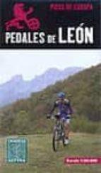 pedales de leon btt: picos de europa-9788480903912
