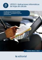 El libro de (I.b.d.)aplicaciones informaticas de hojas de calculo. adgd0308 - actividades de gestion administrativa autor VV.AA. TXT!