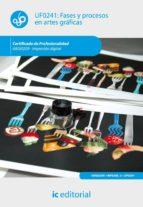 (i.b.d.)fases y procesos en artes graficas. argi0209 - impresion digital-9788483648612