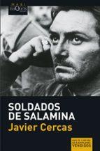 soldados de salamina-javier cercas-9788483835012