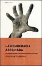 la democracia asesinada: españa, 1931-1939: la republica española y las grandes potencias-jean-françois berdah-9788484323112