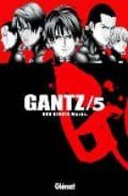 gantz nº 5 (3ª ed) oku hiroya 9788484493112