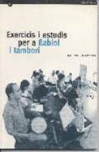 Exercicis i estudis per a flabiol i tambori Libros pdf para descarga gratuita