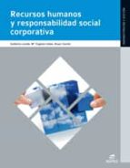 recursos humanos y responsabilidad social corporativa ed. 2012-9788490033012