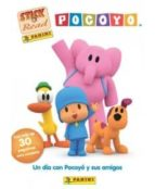 stick & read pocoyo-9788490249512