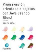 programacion orientada a objetos con java tm usando bluej david; kölling, michael barnes 9788490355312