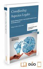 crowdfunding. aspectos legales enrique moreno serrano 9788491355212