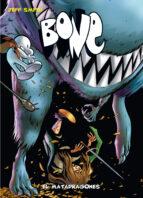 bone nº 4: el matadragones (edicion de bolsillo) jeff smith 9788492769612