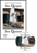 don quijote = don quixote (ed. bilingüe español-ingles) (version abreviada) (incluye audio-cd)-miguel de cervantes saavedra-9788493496012