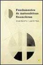 fundamentos de matematicas financieras eliseo navarro juan nave pineda 9788495348012