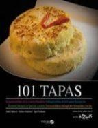 101 tapas imprescindibles de la cocina española (ed. cuatrilingüe )-xabier gutierrez-9788496177512