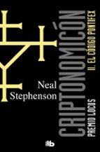 criptonomicon (ii): el codigo pontiex (premio locus 2000)-neal stephenson-9788496546912