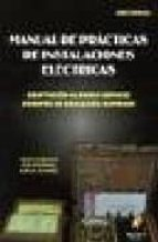 manual practicas instalaciones electricas. adaptacion diego carmona 9788496560512