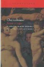 amor y vejez françois rene de chateaubriand 9788496834712