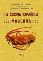 la cocina española moderna (ed. facsimil)-9788497617512