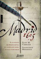 madrid 1605-eloy m. cebrian-francisco mendoza-9788498778212