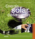 energia solar en casa y jardin-9788499281612